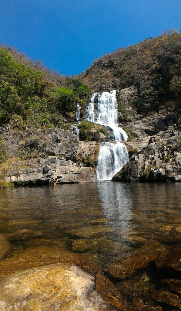 Cachoeira Candaru - Cavalcante GO - Chapada dos Veadeiros