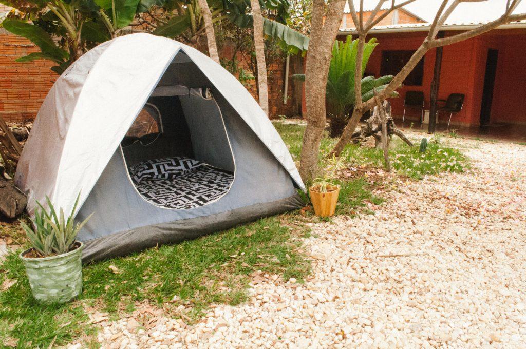 Acampamento - Hostel & Camping Cavalcante