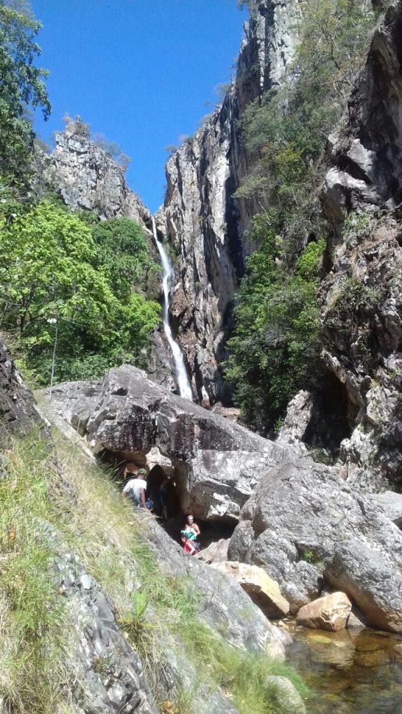 Cachoeira Veredas - Cavalcante - GO - Chapada dos Veadeiros