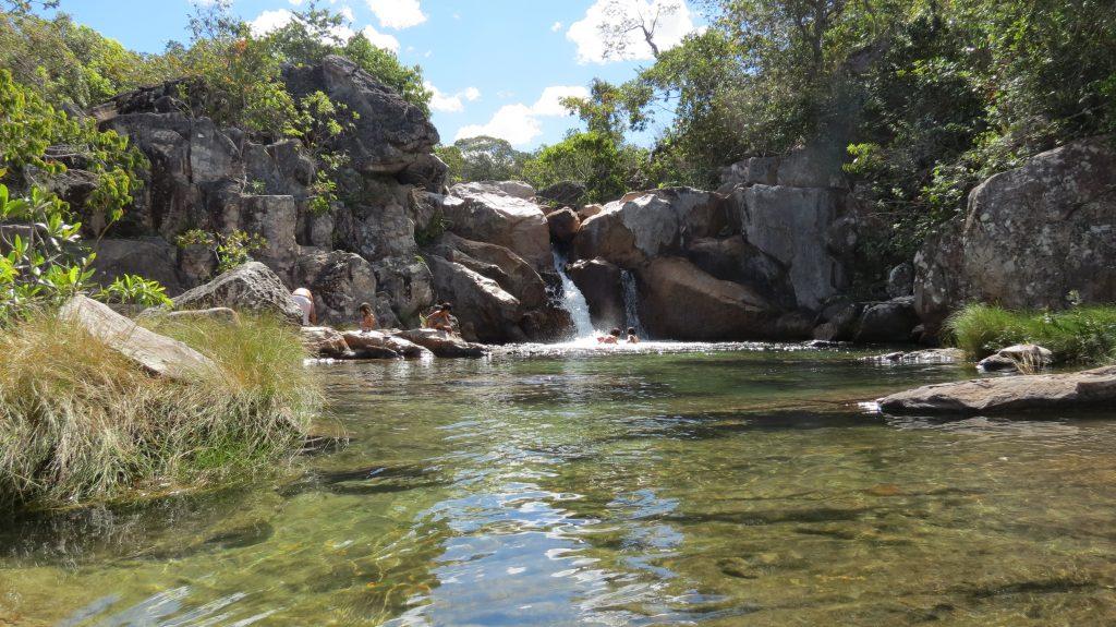 Cachoeira Capivarinha - Cavalcante GO - Chapada dos Veadeiros