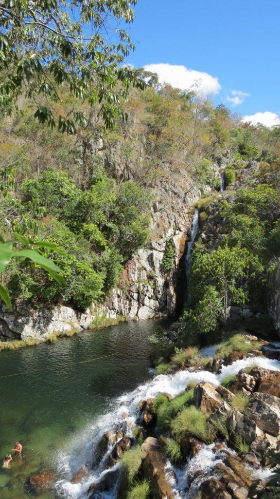 Cachoeira Capivara - Cavalcante GO - Chapada dos Veadeiros