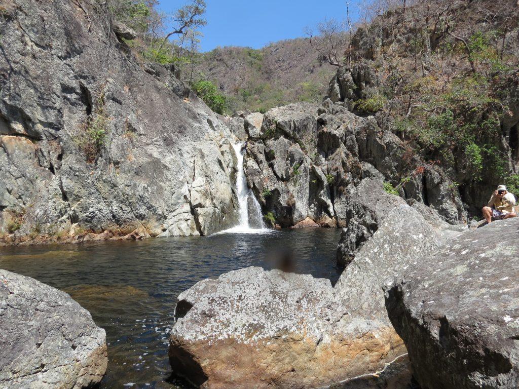 Cachoeira Barroco I - Cavalcante  GO - Chapada dos Veadeiros