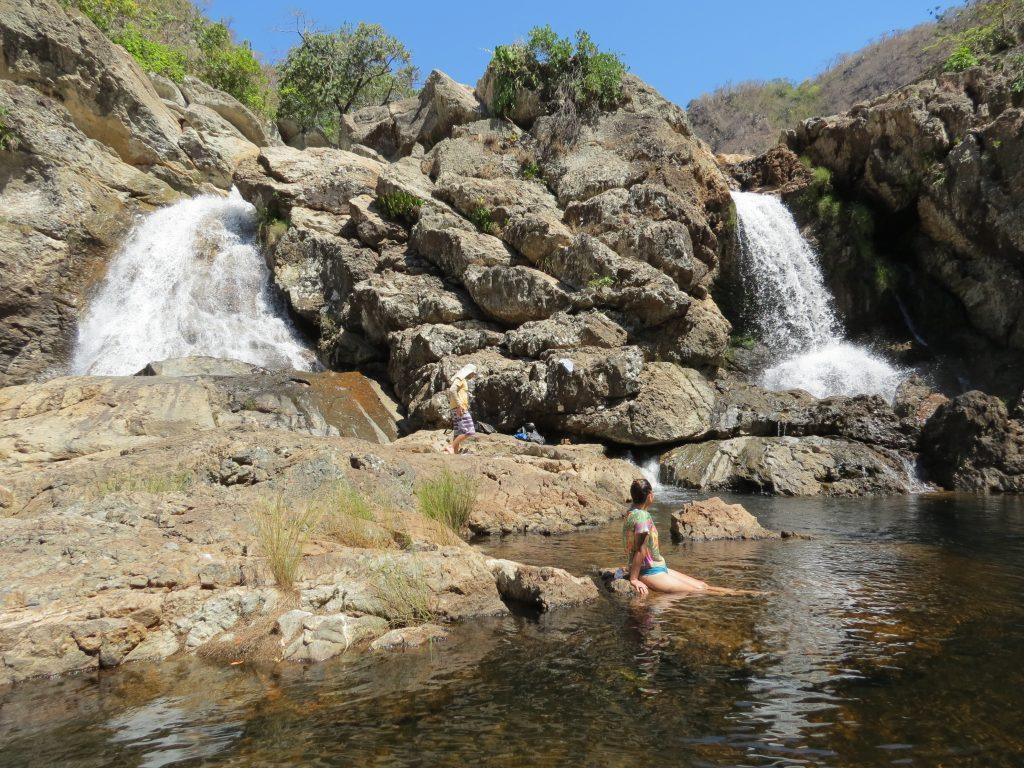 Cachoeira Barroco II - Cavalcante  GO - Chapada dos Veadeiros