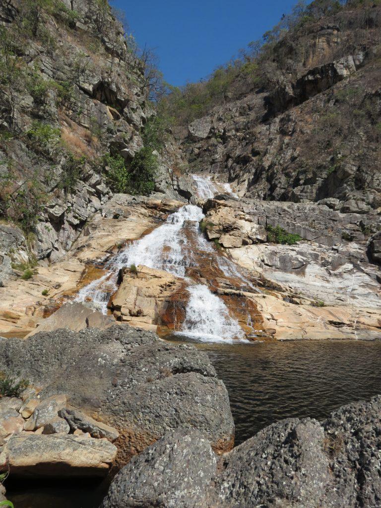 Cachoeira Barroco III - Cavalcante  GO - Chapada dos Veadeiros