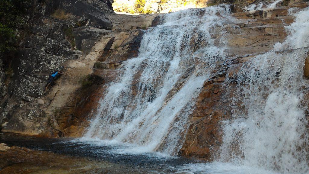 Cachoeira Barroco IV - Cavalcante  GO - Chapada dos Veadeiros