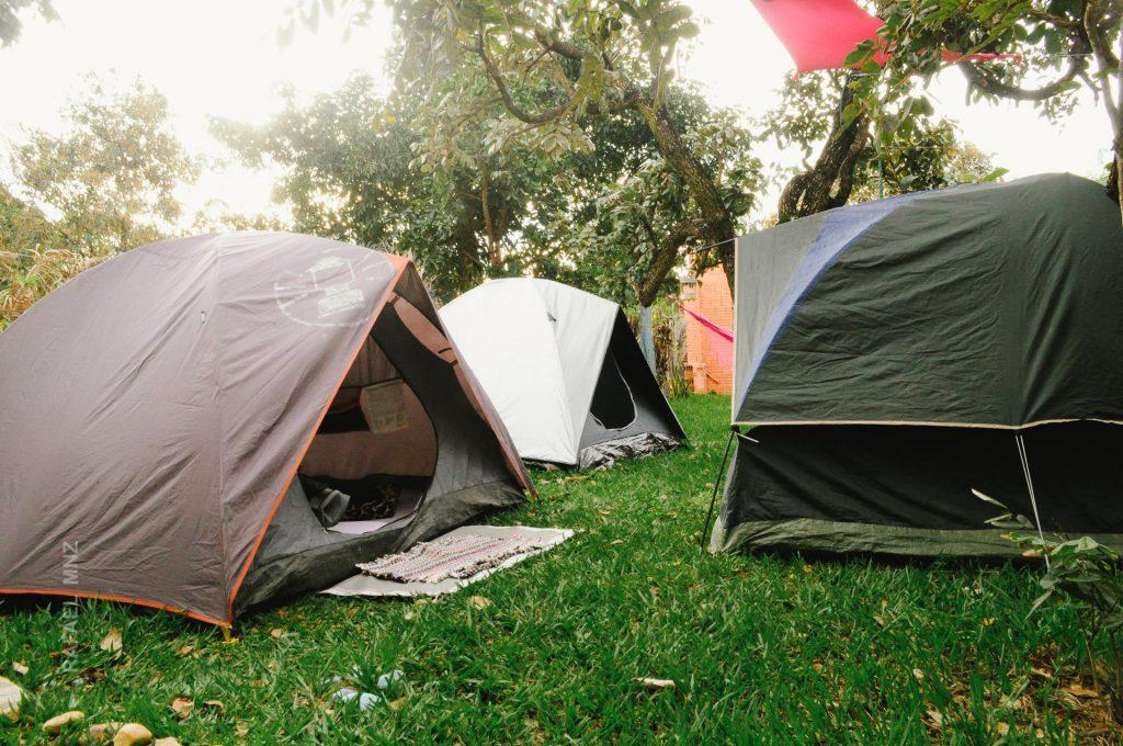 Área de Acampamento - HOSTEL & CAMPING CAVALCANTE