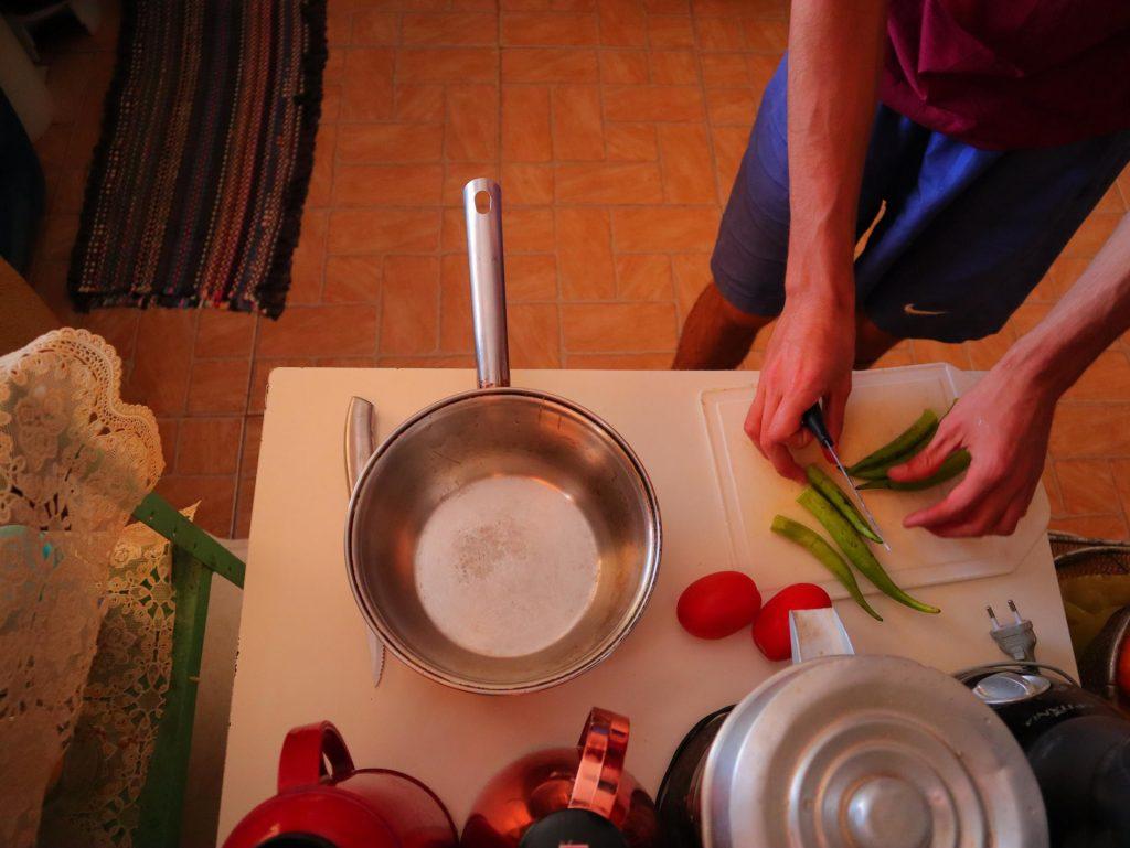 Cozinha Coletiva - HOSTEL & CAMPING CAVALCANTE