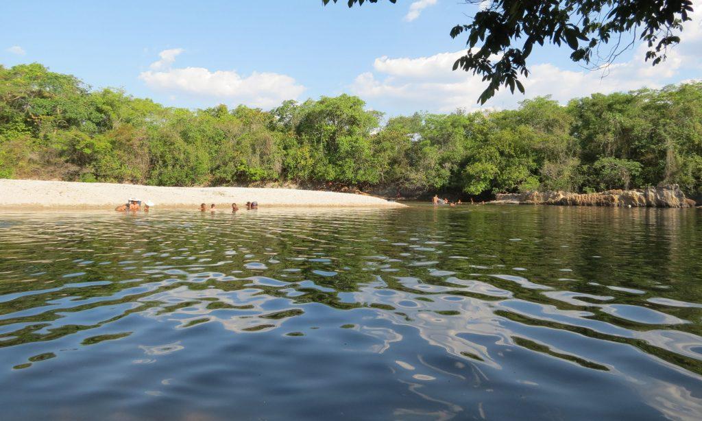 Praia do Rio Almas
